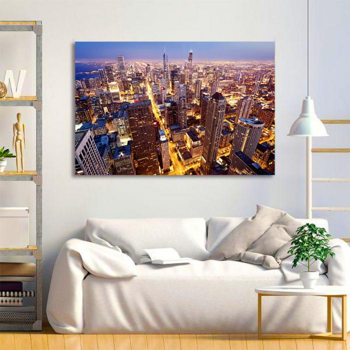 Tablou Canvas - Chicago 1