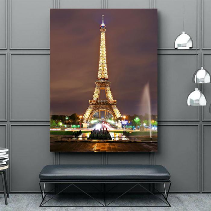 Tablou Canvas - Eiffel [4]