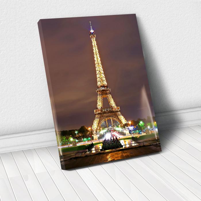 Tablou Canvas - Eiffel [0]