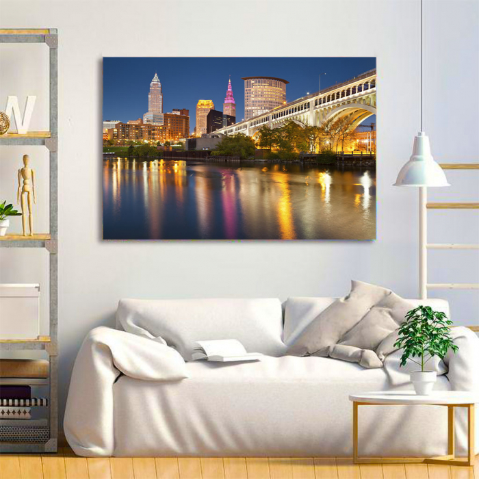 Tablou Canvas - Cleveland 1