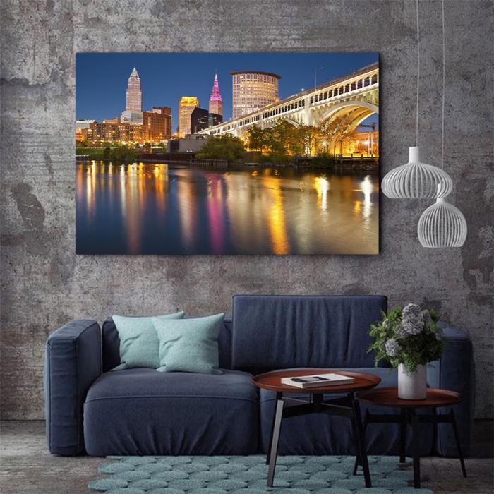 Tablou Canvas - Cleveland 2