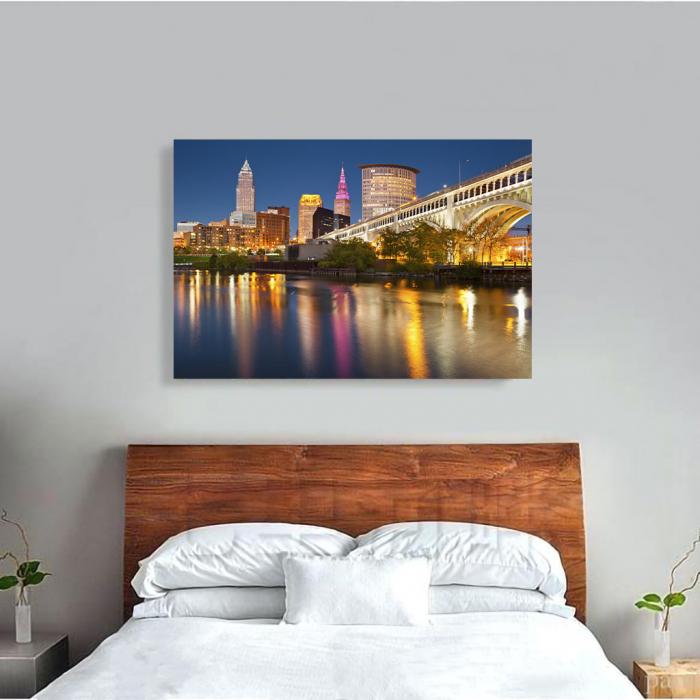 Tablou Canvas - Cleveland 3
