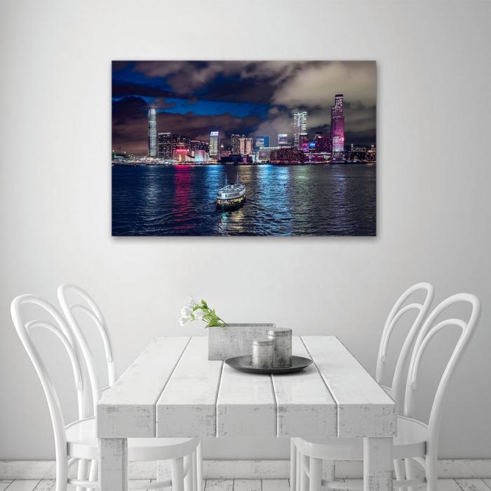 Tablou Canvas - Hong Kong 2