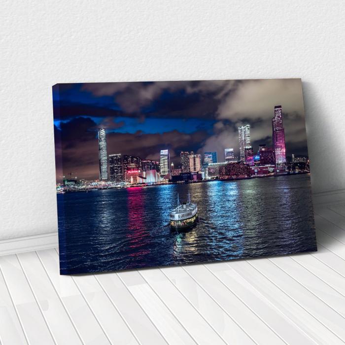 Tablou Canvas - Hong Kong 0