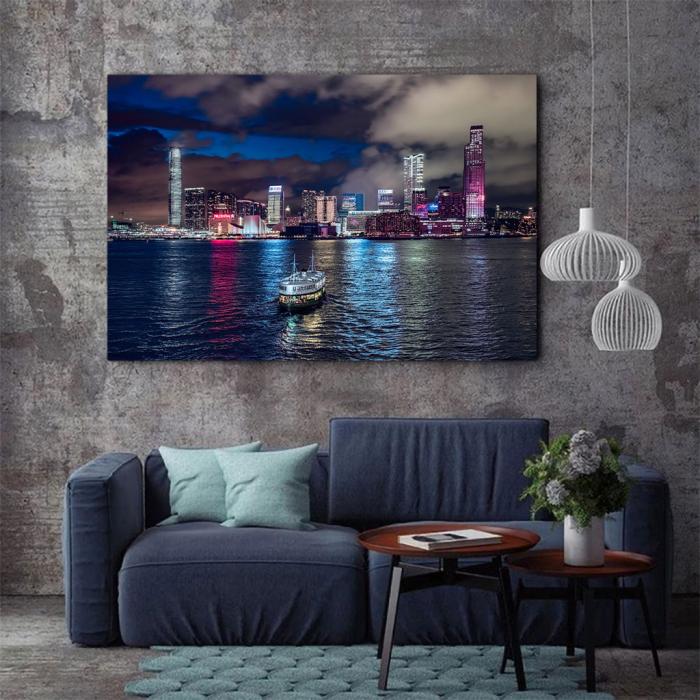 Tablou Canvas - Hong Kong 3