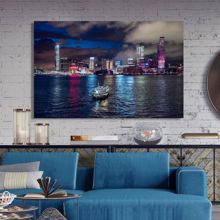 Tablou Canvas - Hong Kong 4