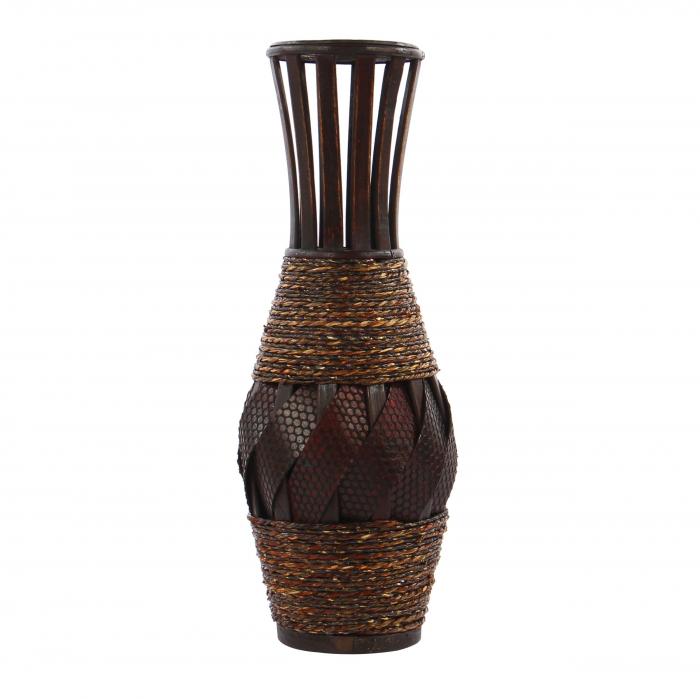 Vază decorativă bambus - 44.5cm 0