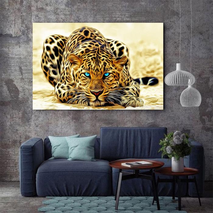 Tablou Canvas - Leopard 1