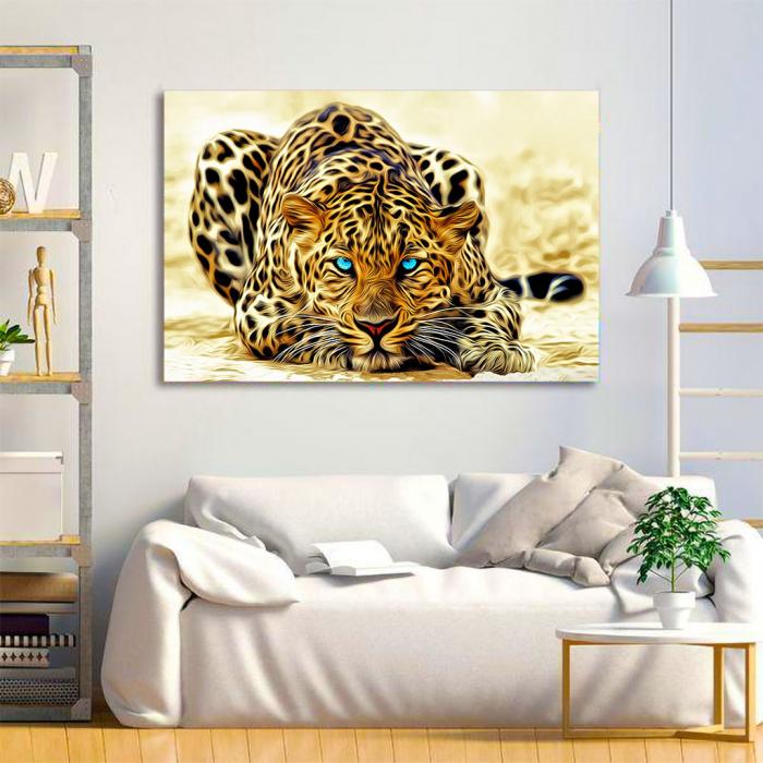 Tablou Canvas - Leopard 2