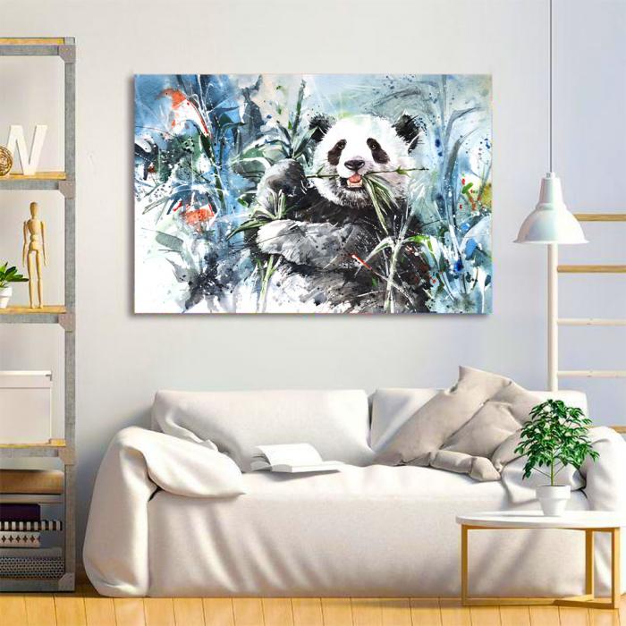 Tablou Canvas - Panda 1