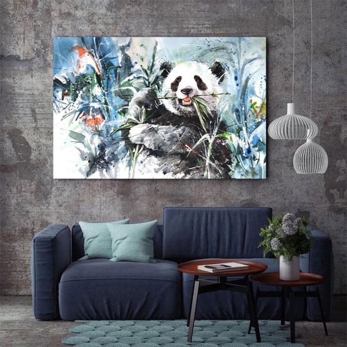 Tablou Canvas - Panda 2