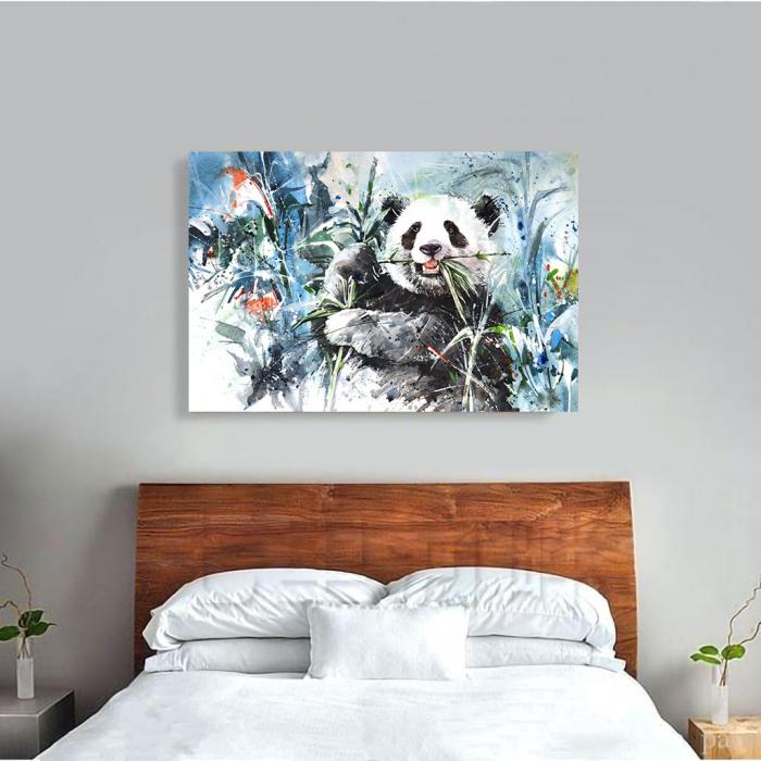 Tablou Canvas - Panda 3