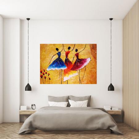 Tablou Canvas - Spanish Dance [3]