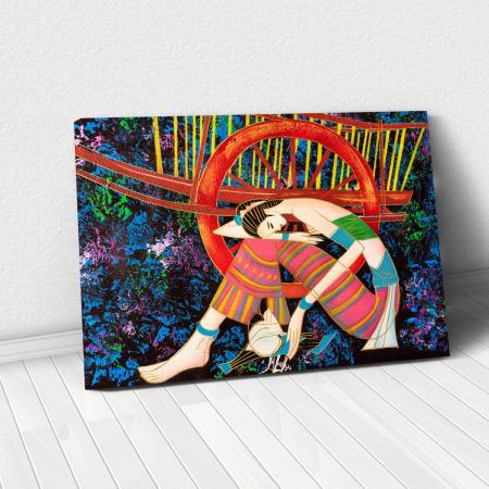 Tablou Canvas - Myth [0]