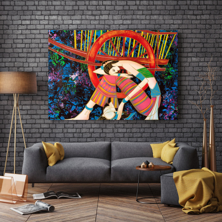 Tablou Canvas - Myth [2]