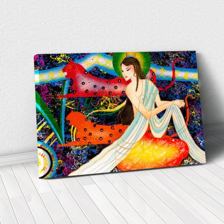 Tablou Canvas - Mythology [0]