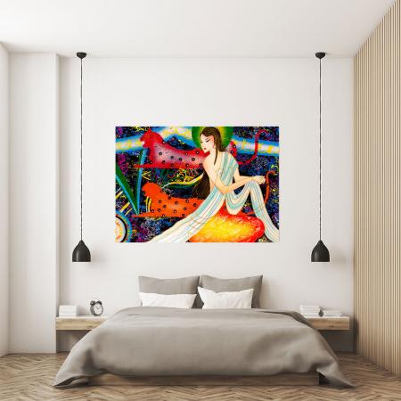 Tablou Canvas - Mythology [3]