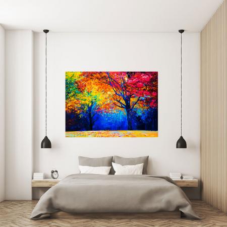 Tablou Canvas - Colourful Autumn3