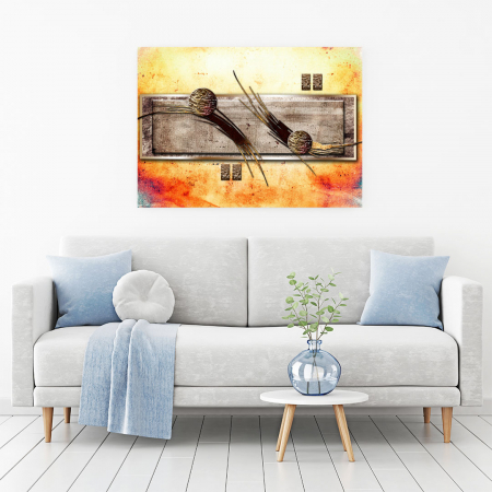 Tablou Canvas - Abstract Art Ilustration1