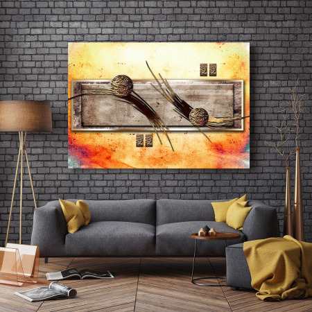 Tablou Canvas - Abstract Art Ilustration2