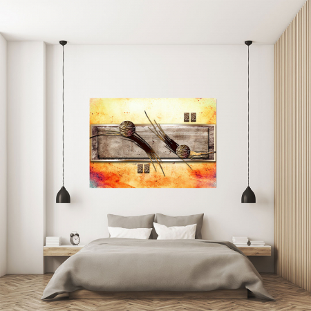 Tablou Canvas - Abstract Art Ilustration3