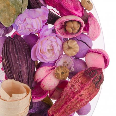 Flori uscate parfumate decorative Potpourri.120 gr0