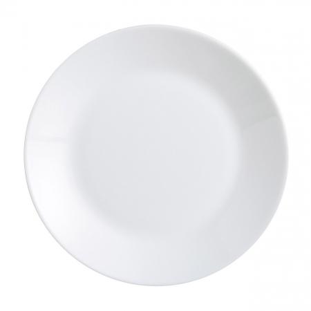 Farfurie albă pentru supă1