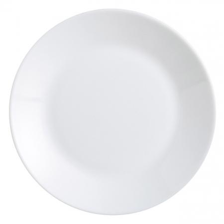Farfurie întinsă albă.25 cm [1]