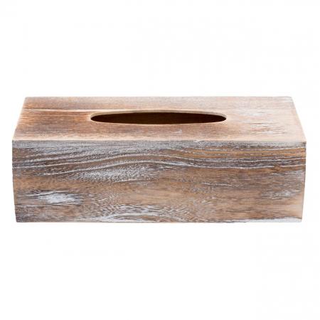 Suport din lemn pentru șervețele.29x14x9 cm [1]