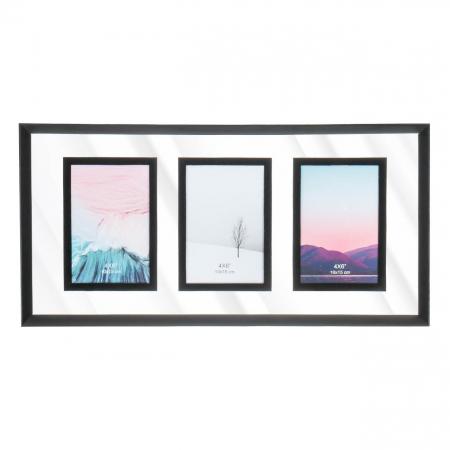 Ramă foto pentru 3 fotografii.50x25 cm [1]