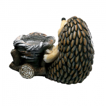Ghiveci decorativ, ceramică, Arici, 37.5 x 21 x 27.5 cm [2]