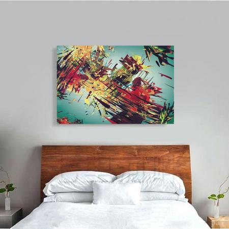 Tablou Canvas - Chaos [1]