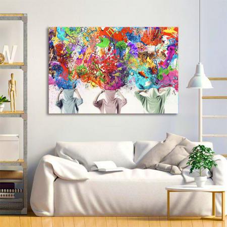 Tablou Canvas - Ideas Release [1]