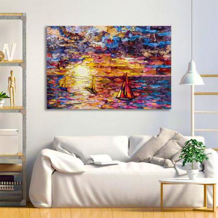 Tablou Canvas - Petals art1