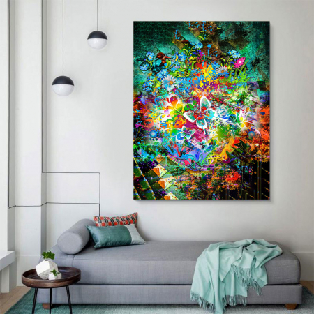 Tablou Canvas - Fluturi3