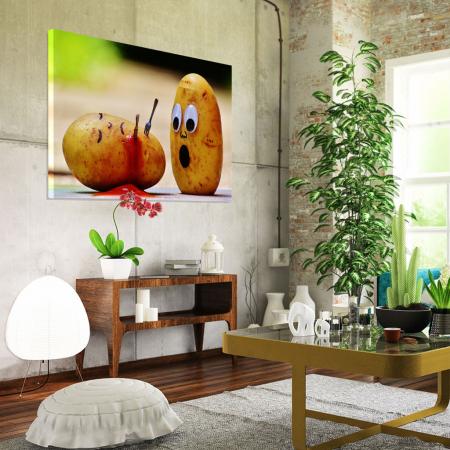 Tablou Canvas - Potatoes1