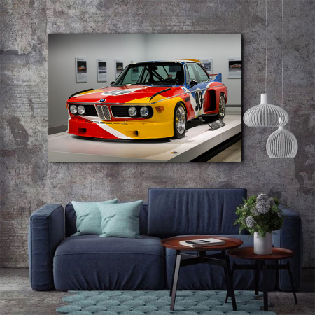 Tablou Canvas - Bmw E92