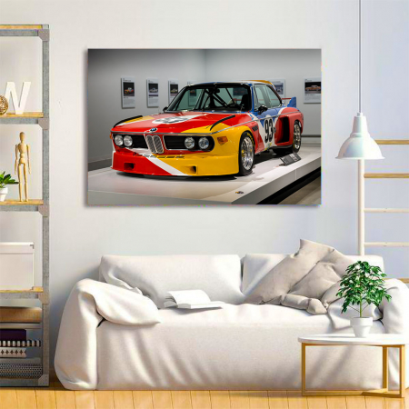 Tablou Canvas - Bmw E93