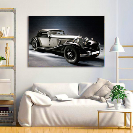 Tablou Canvas - Mercedes Benz 500k(1935)1