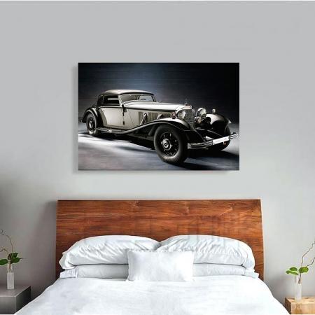 Tablou Canvas - Mercedes Benz 500k(1935) [3]