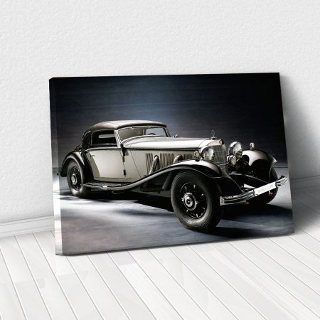 Tablou Canvas - Mercedes Benz 500k(1935)0