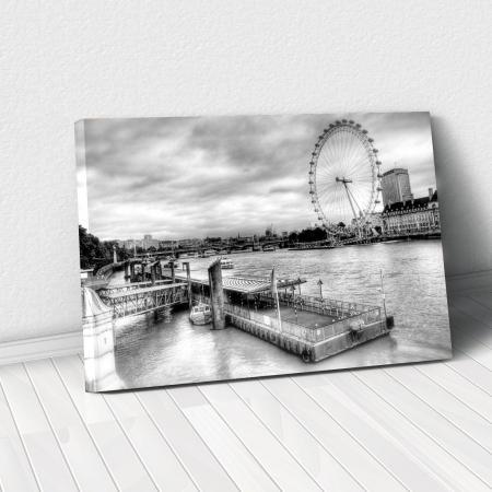 Tablou Canvas - London Eye0