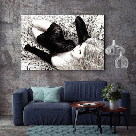 Tablou Canvas - Drawing art2