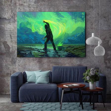 Tablou Canvas - Aurora2