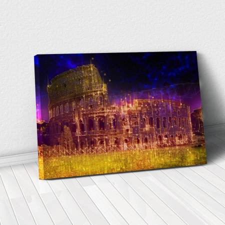 Tablou Canvas - Colosseum render0