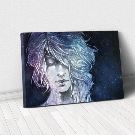Tablou Canvas - Universal woman0