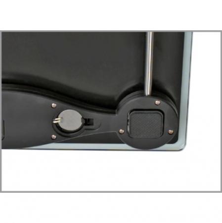 Cântar electronic pentru baie,display LCD, 150 kg, pornire automată, funcție de auto-închidere, funcție de auto-calibrare [2]