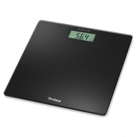 Cântar electronic pentru baie,display LCD, 150 kg, pornire automată, funcție de auto-închidere, funcție de auto-calibrare [0]