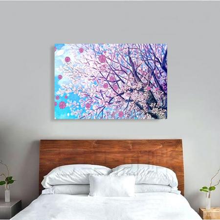 Tablou Canvas - Spring tree [1]