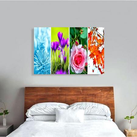Tablou Canvas - Anotimpuri1